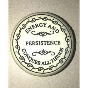 Benjamin Franklin Paperweight Energy Persistence